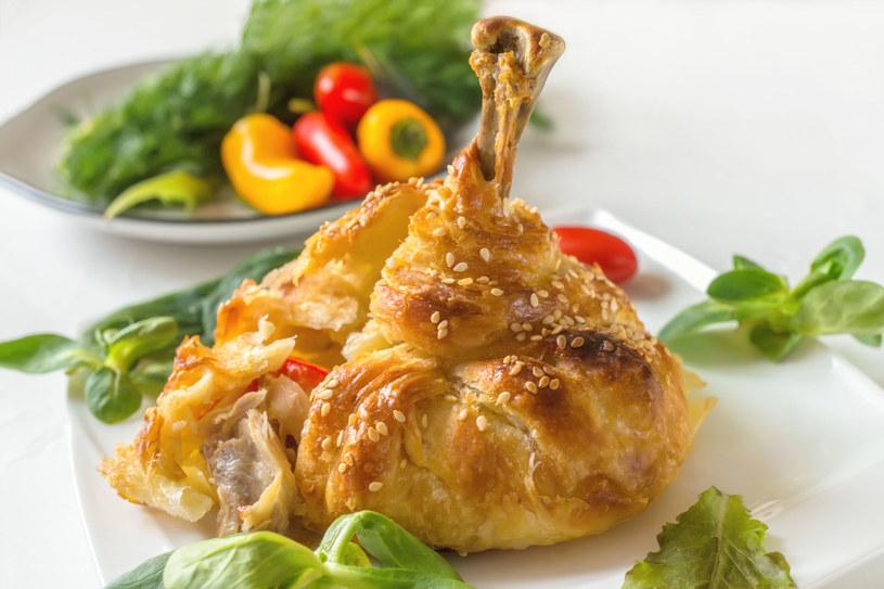 Sakiewki z kurczaka /123RF/PICSEL