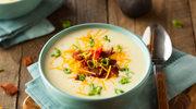 Saksońska zupa ziemniaczana