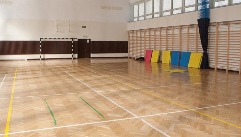 Sala gimnastyczna; zdj. ilustracyjne /Tomasz Jastrzębowski /Reporter