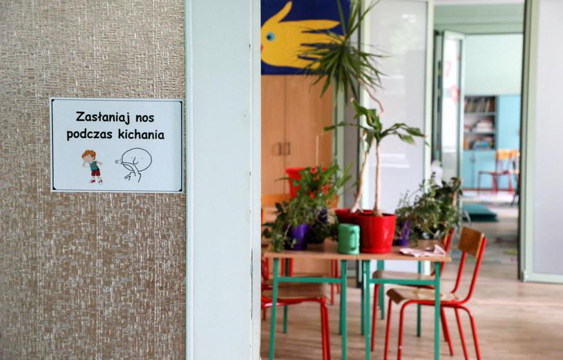 Sala lekcyjna, zdjęcie ilustracyjne /Jakub Kaminski/East News /East News