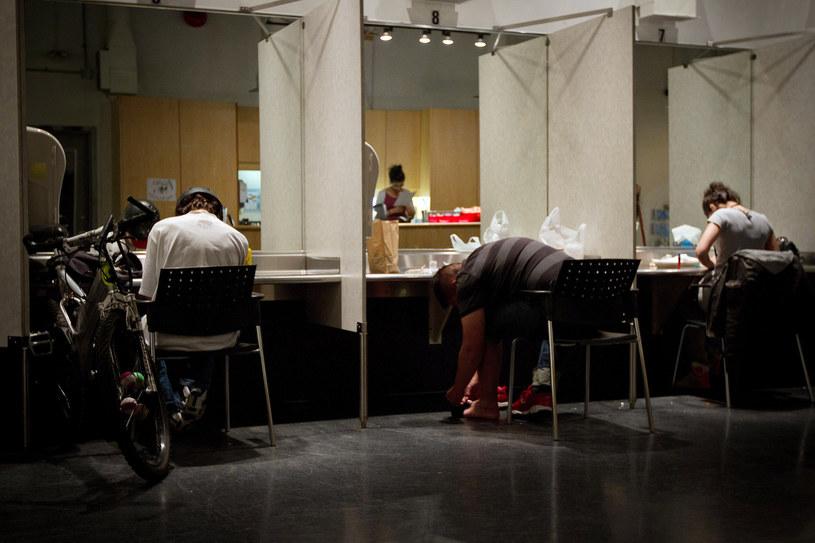 Sala narkotyzacji w Vancouver, zdjęcie ilustracyjne /AFP
