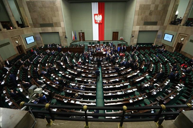 Sala Posiedzeń Sejmu /STANISLAW KOWALCZUK /East News