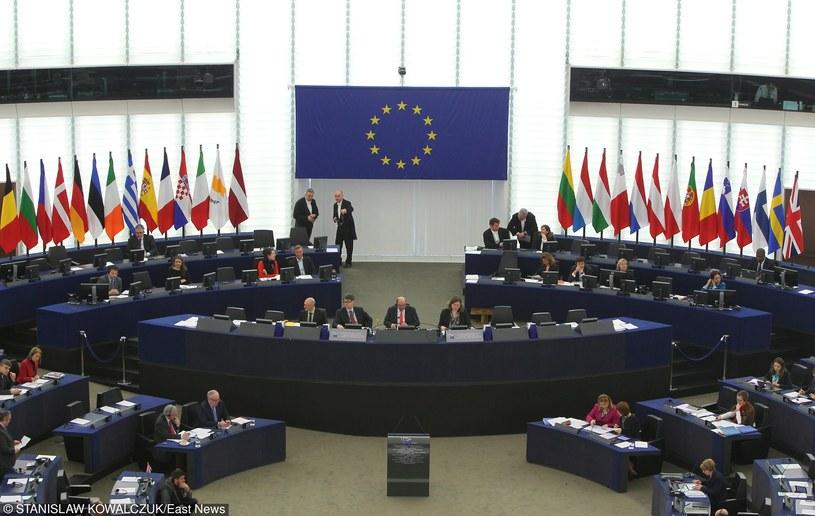 Sala posiedzeń w PE /STANISLAW KOWALCZUK /East News