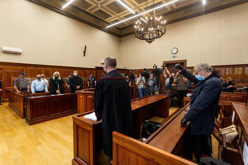 Sala rozpraw Sądu Okręgowego we Wrocławiu (25.09.2020) /Krzysztof Kaniewski/REPORTER /Reporter