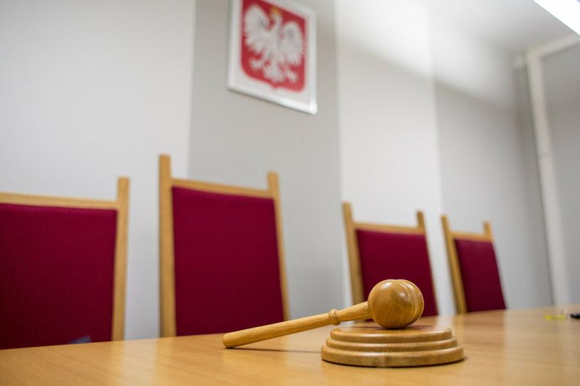 Sala sądowa - zdjęcie poglądowe /Jakub Walasek/REPORTER /East News