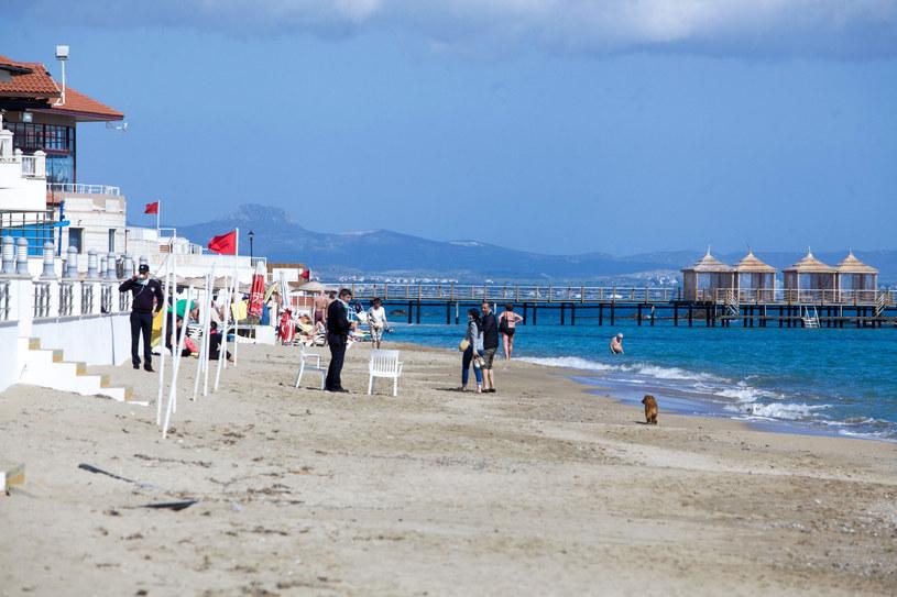 Salamis Bay Conti na Cyprze Północnym /BIROL BEBEK/AFP /East News