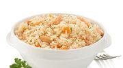 Sałatka rybna z ryżem