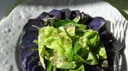 Salatka z fioletowych ziemniakow czyli z Vitelotte; komentarze