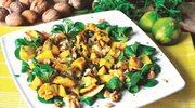 Sałatka z kurczakiem, mango i curry