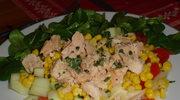 Salatka z resztek