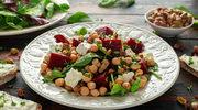 Sałatki i jarzynki z zimowymi warzywami