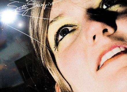 """Sally Shapiro na okładce płyty """"My Guilty Pleasure"""" /"""