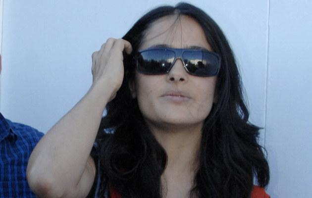 Salma Hayek  /Splashnews