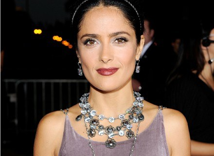 Salma Hayek /Getty Images/Flash Press Media