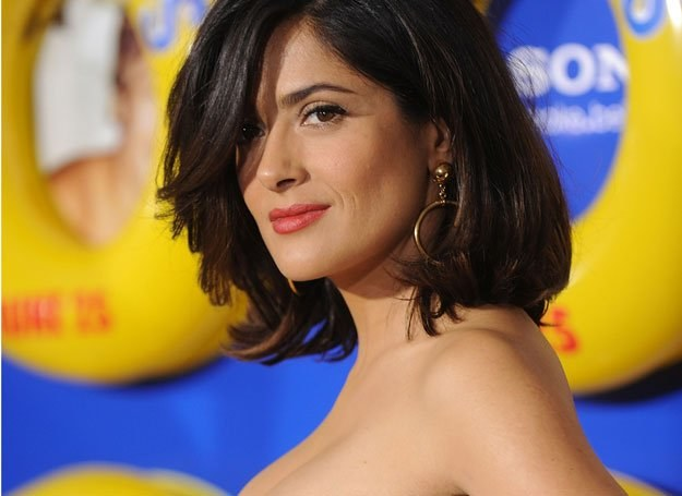 Salma Hayek /Getty Images/Flash Press Media