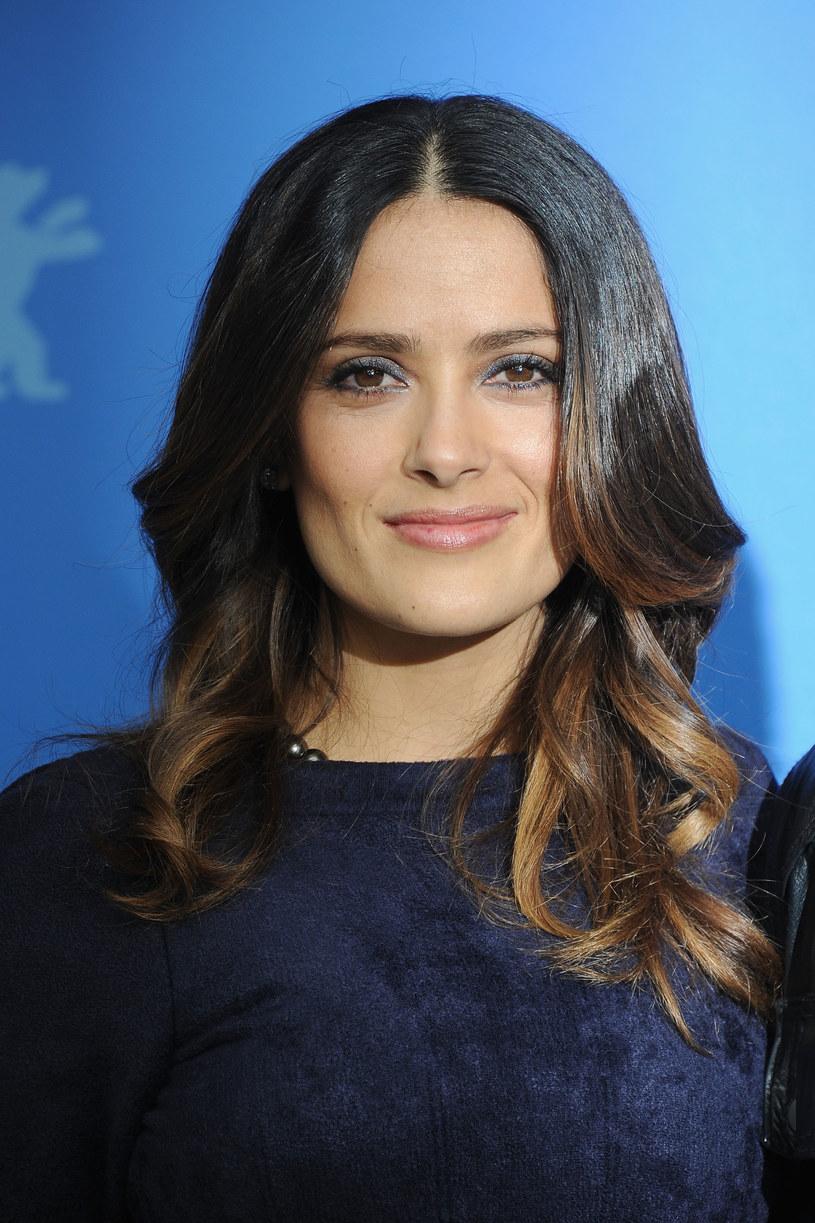 Salma Hayek /Getty Images