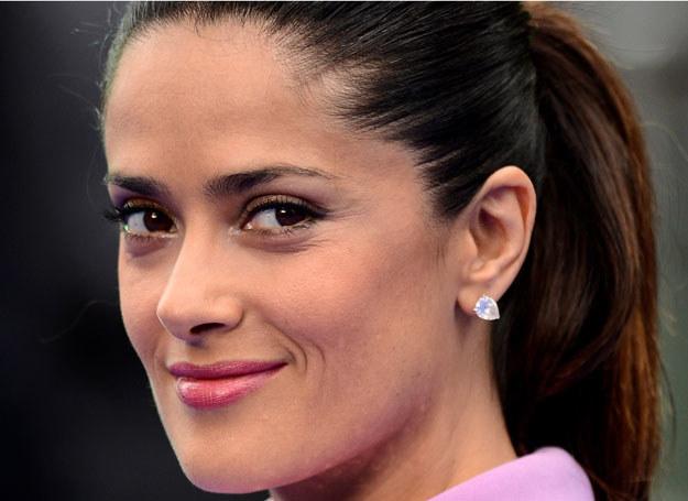 Salma Hayek /- /Getty Images/Flash Press Media