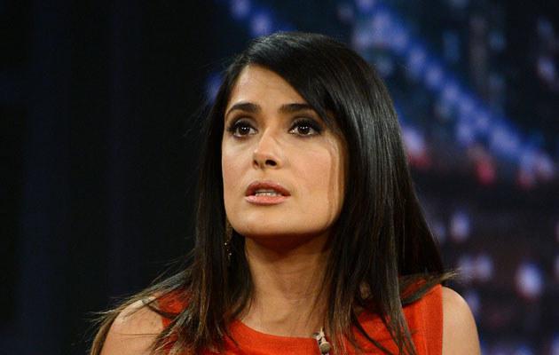 Salma Hayek /Jason Kempin /Getty Images