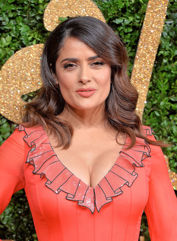 Salma Hayek /Getty Images