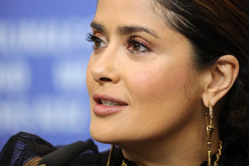 Salma Hayek /Andreas Rentz /Getty Images