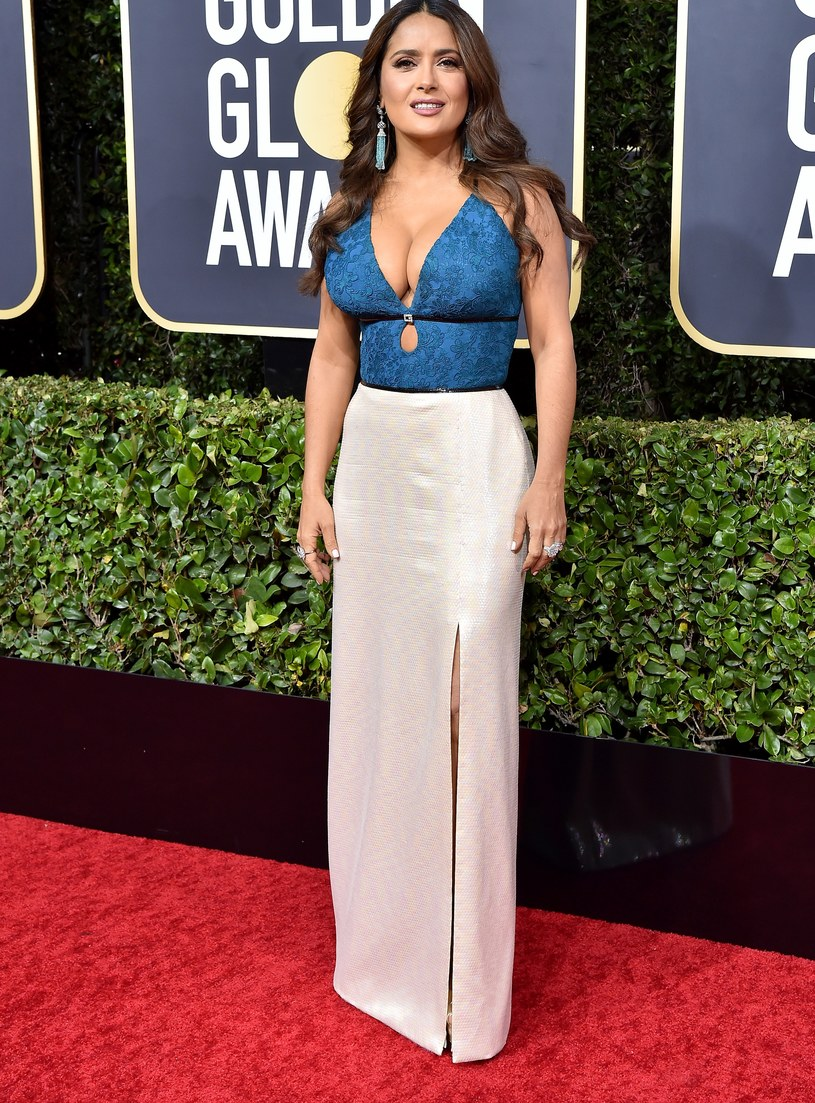 Salma Hayek /Axelle/Bauer-Griffin / Contributor /Getty Images