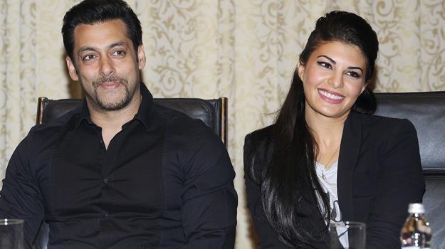 """Salman Khan i Jacquelline Fernadez grają główne role w filmie """"Kick"""" / fot. Kurnikowski /AKPA"""