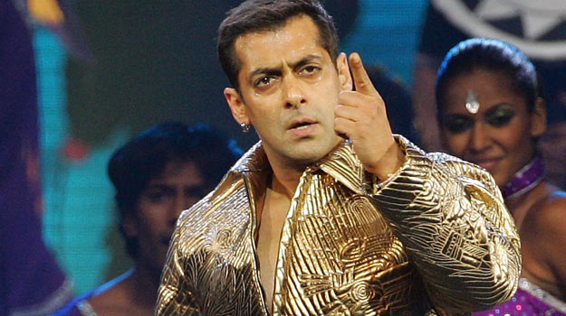 Salman Khan jest jedną z największych gwiazd Bollywood - fot. Christopher Furlong /Getty Images/Flash Press Media