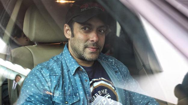 Salman Khan tuż po przylocie do Polski - fot. Film Polska Productions /materiały prasowe