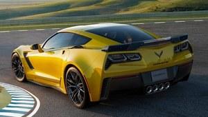 Salon Detroit 2014 - Corvette Stingray Z06
