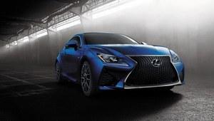 Salon Detroit 2014 - Lexus RC F
