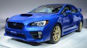 Salon Detroit 2014 - Subaru WRX STI