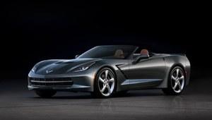 Salon Genewa 2013 - Chevrolet Corvette Stingray Convertible