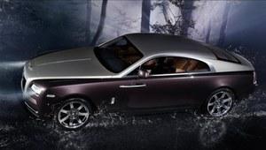 Salon Genewa 2013 - Rolls-Royce Wraith