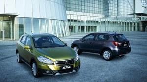 Salon Genewa 2013 - Suzuki SX4