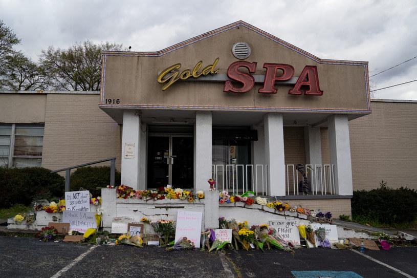 Salon masażu w Atlancie /Megan Varner /Getty Images
