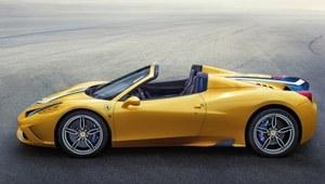 Salon Paryż 2014 - Ferrari 458 Speciale Aperta
