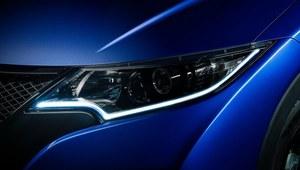 Salon Paryż 2014 - Honda Civic po liftingu