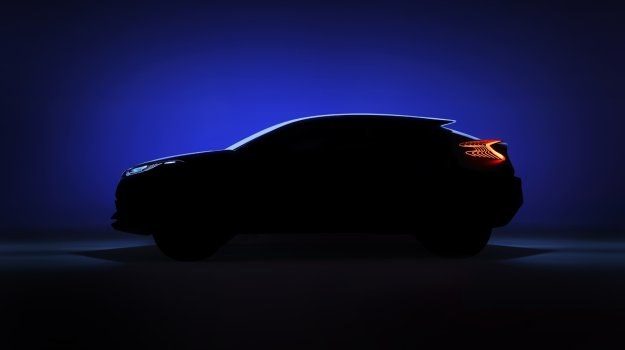 Salon Paryż 2014 - Toyota C-HR /Toyota