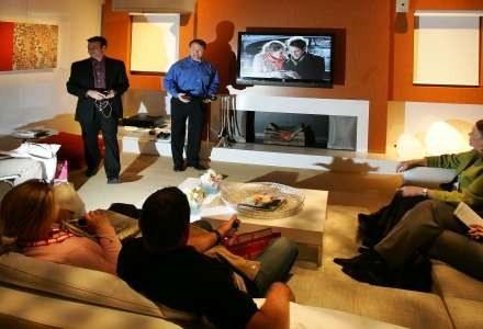 Salon przyszłości według HP /AFP