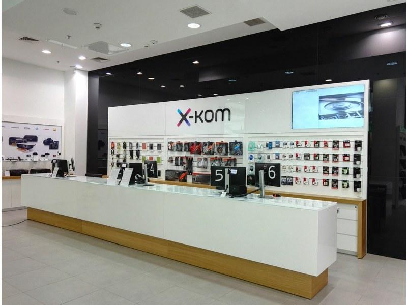 Salon x-kom w Częstochowie /materiały prasowe