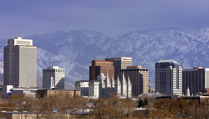 Salt Lake City /AFP