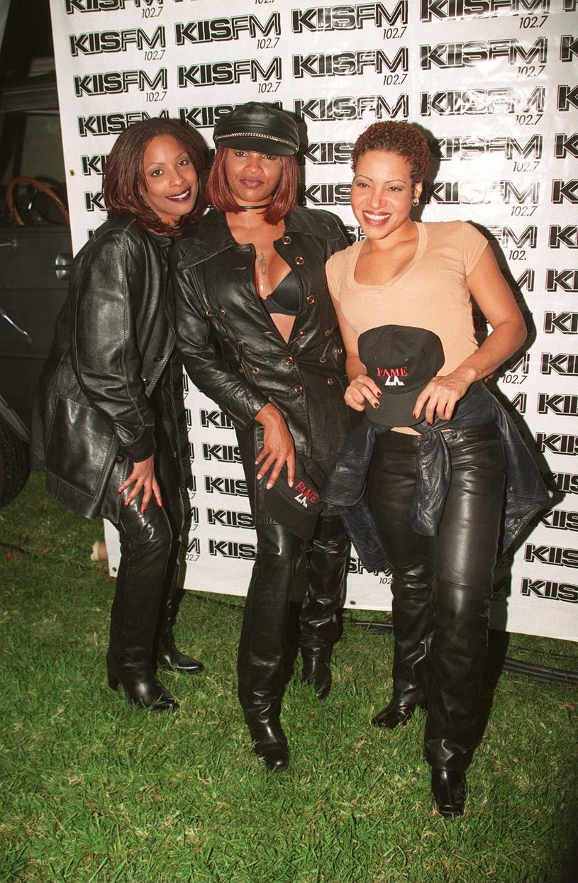 Salt-N-Pepa w 1997 roku /Brenda Chase /Getty Images