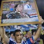 Salvador Cabanas wrócił na boisko