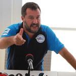 Salvini chce głosowania nad wotum nieufności dla premiera Contego