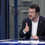 Salvini chce utworzenia nowej grupy politycznej w PE - razem z PiS-em