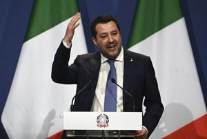 Salvini chce utworzyć nową grupę w PE. Zaprosił PiS i Orbana