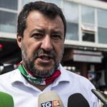 """Salvini: Komunikaty nt. zakażeń koronawirusem to """"terroryzm medialny"""""""