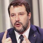 """Salvini przed sądem. """"Z dumą potwierdzam to, co zrobiłem i co zrobiliśmy"""""""
