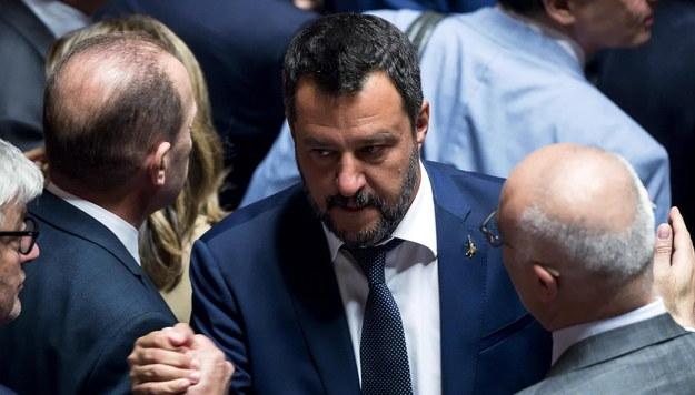 """Salvini za rozpisaniem nowych wyborów. """"Nie ma już większości rządzącej"""""""