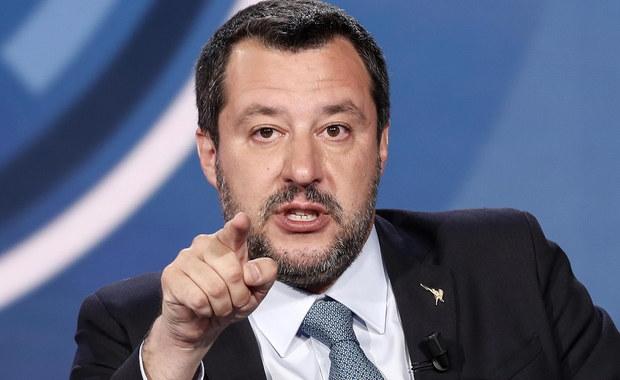 Salvini: Zawieszenie Fideszu w EPL jest absurdalne